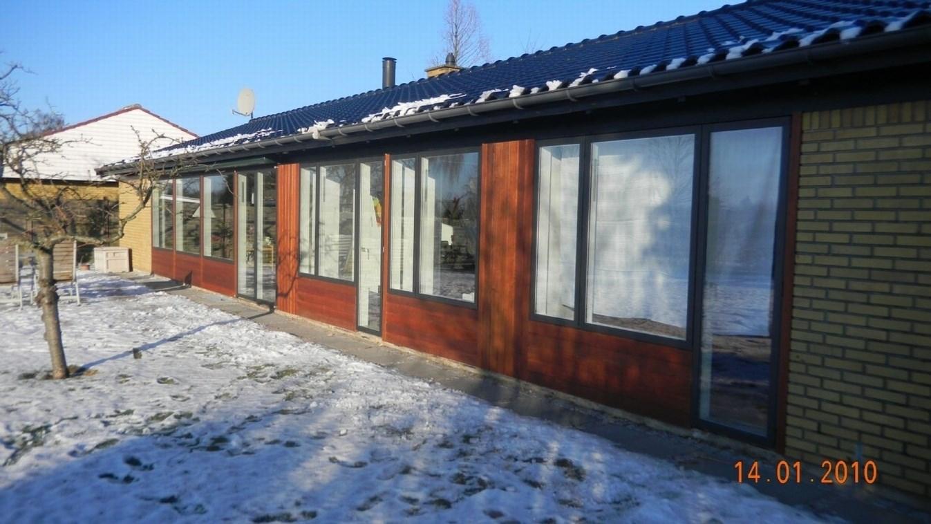 Johan christensen villa